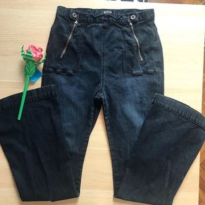 Urban Outfitters BDG high waisted flared jeans
